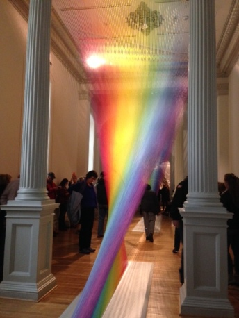Renwick Gallery exhibit